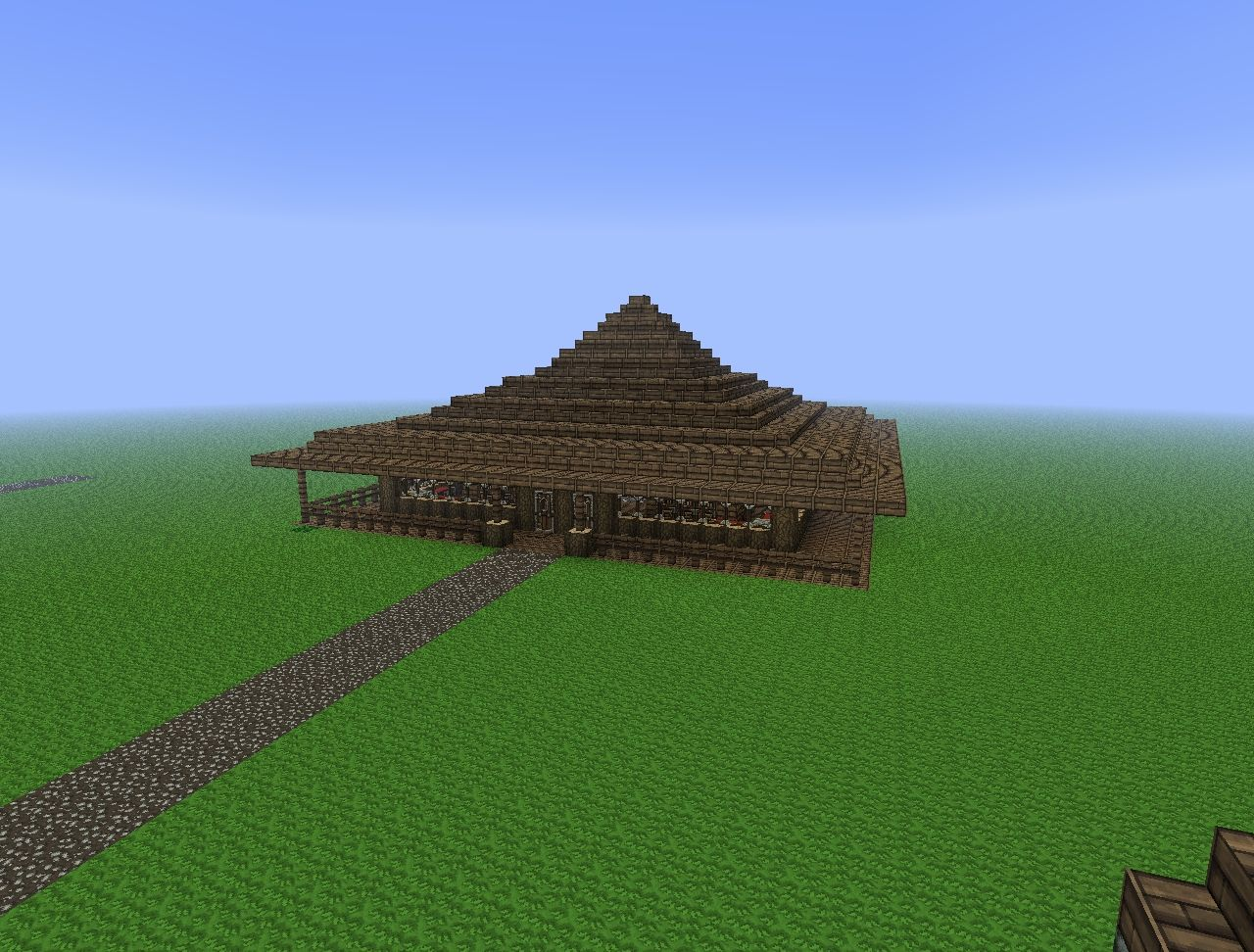 Japanese Style Beach House D Lol Minecraft Project