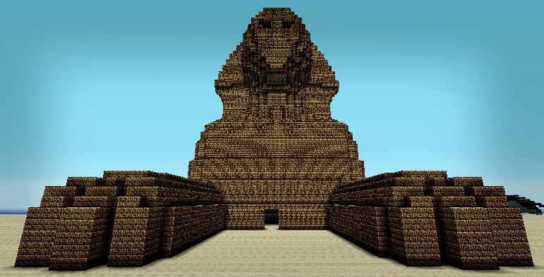 the sphinx minecraft project