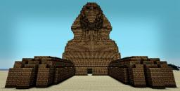 The Sphinx Minecraft Map & Project