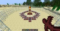 Clay Soldiers Hunger Games Arena Minecraft Map & Project