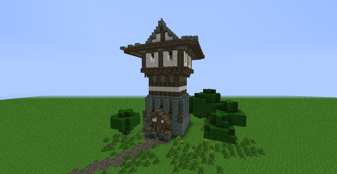 The Edo Period: A Japanese building bundle Minecraft Project