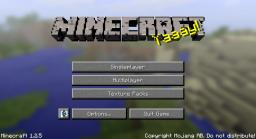 my mini pack v9  1.4.5 Minecraft Texture Pack