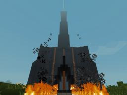 Drangar - Obsidian tower Minecraft Map & Project