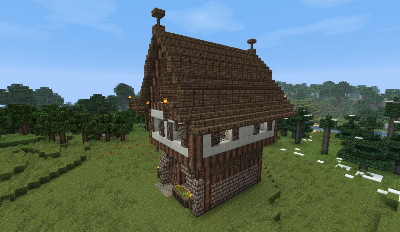 Minecraft Epic Houses To Build