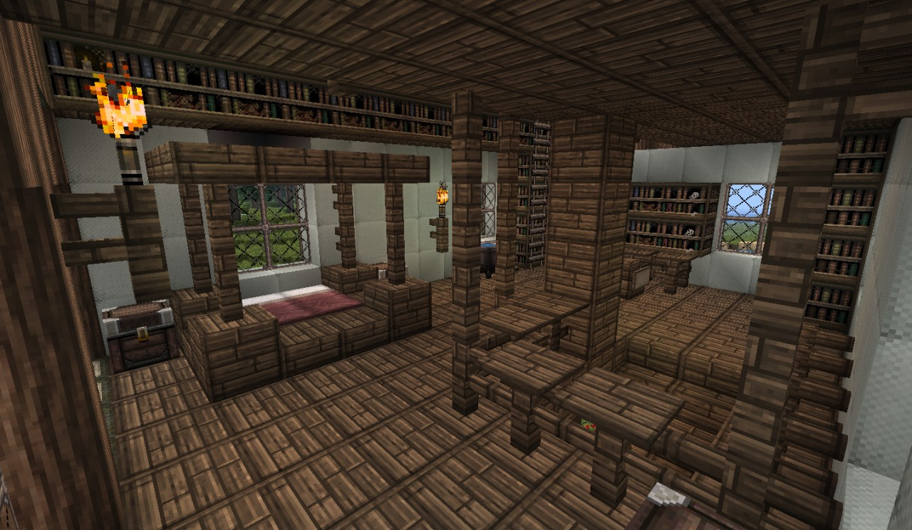 medieval house 3 by heartcraft minecraft project