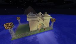 EndCastle Minecraft Map & Project