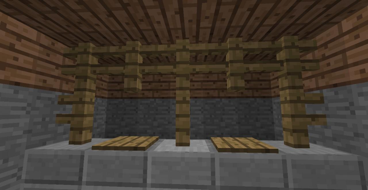 Step 4: Place fences like so.