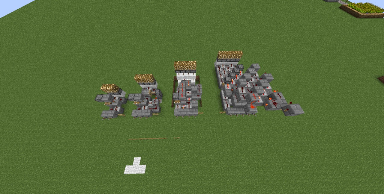 how to use a comparator in minecraft