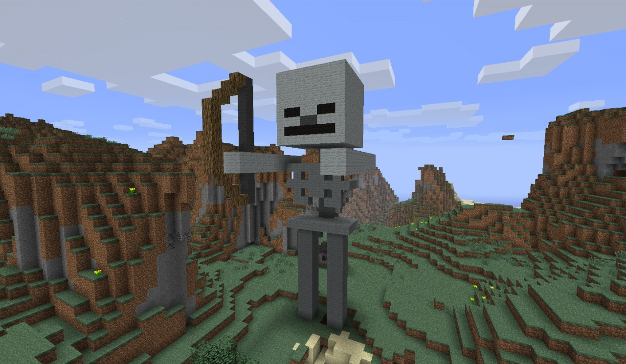 how to ride skeleton horse minecraft