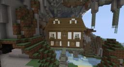 Shadey Mountain Tavern Minecraft Map & Project