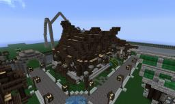 Nordic Style Housing Minecraft Map & Project