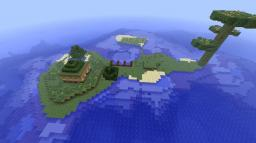 Minecraft Paradise Survival Island Minecraft Map & Project