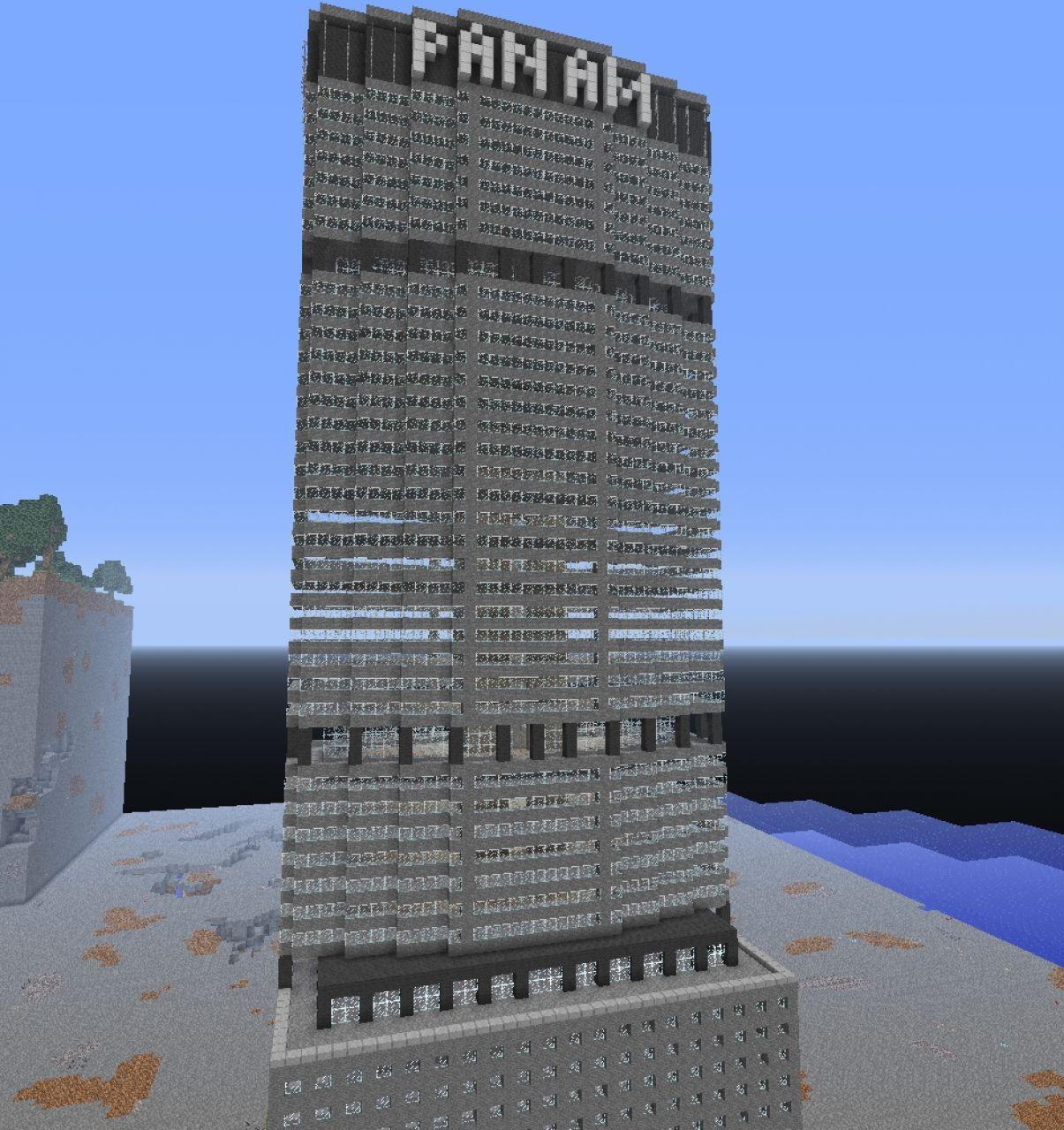 Metlife/Panam Building