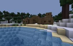 Basic house (for beginners) Minecraft Map & Project