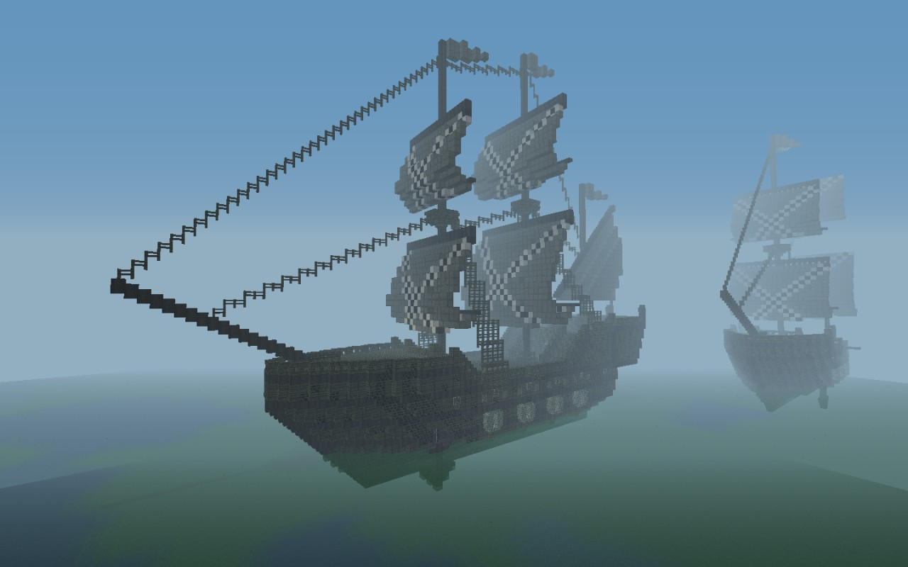 Images of Pirate Ship Minecraft Battle - www industrious info