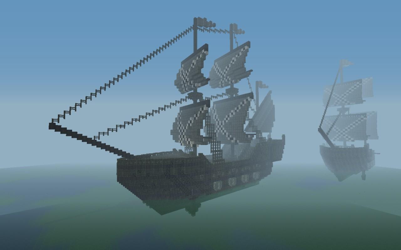 Pirate Ship Minecraft Design Pirate ship battle minecraftPirate Ship Minecraft Design