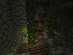 Underground Blackmarket Minecraft Map & Project