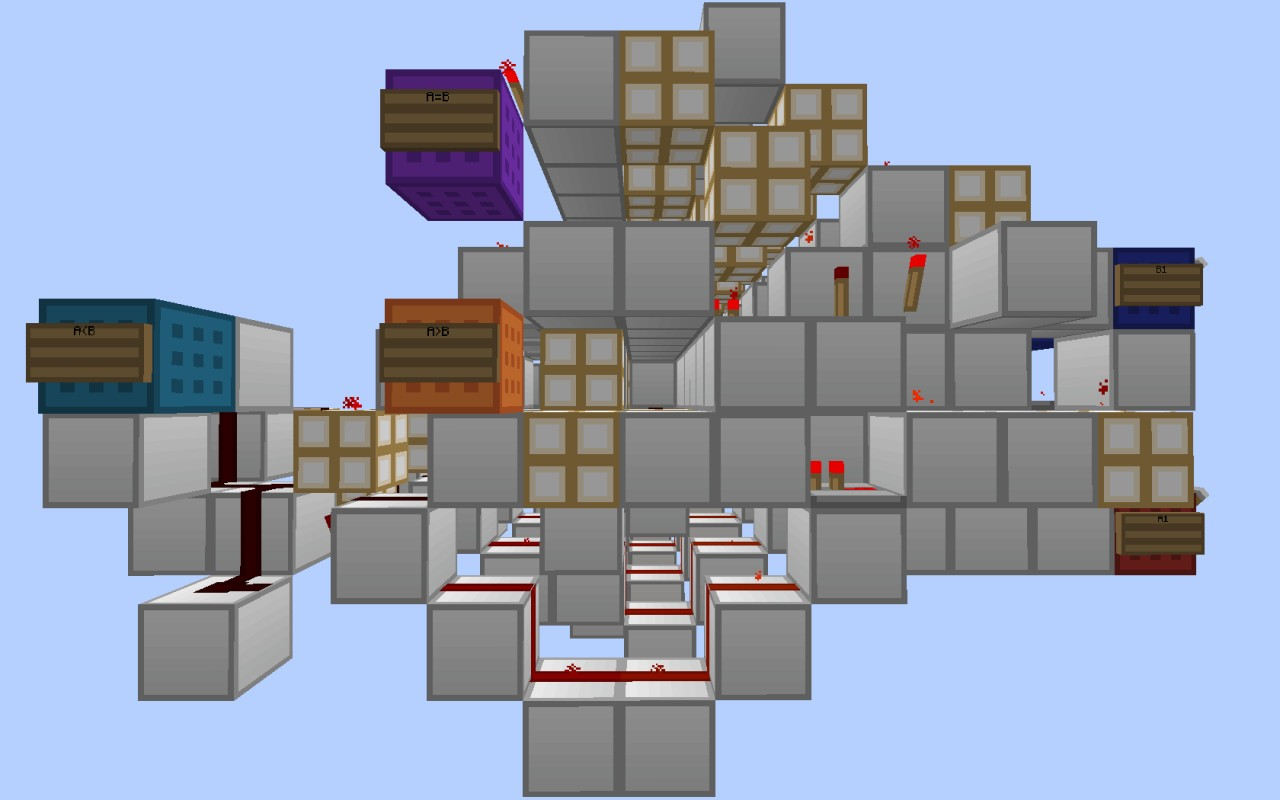 Comparator Minecraft Images - Reverse Search