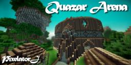 Quazar Arena (Download Available) Minecraft Map & Project