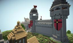 Camelot Minecraft Map & Project