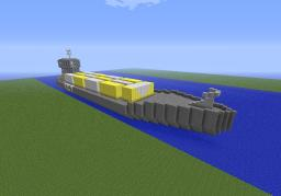 Tct Container Ship! Read Description! Minecraft