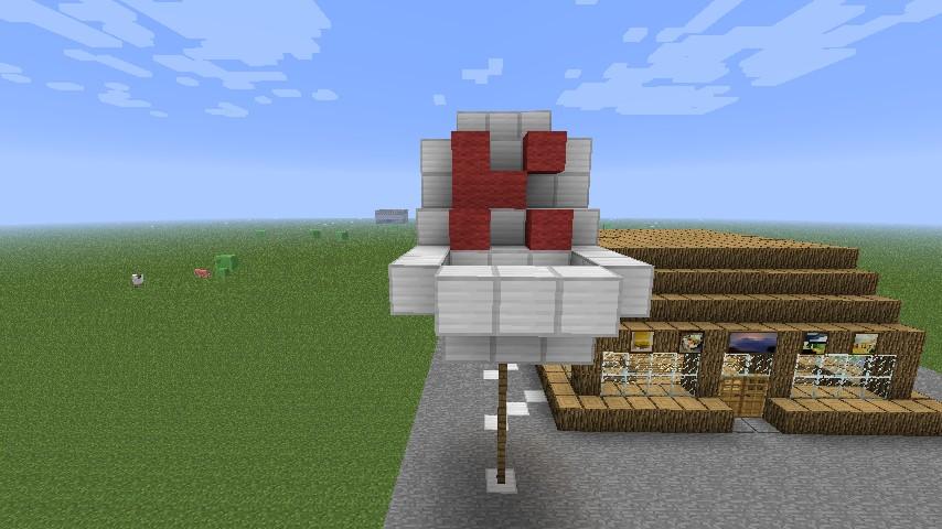 Krusty Krab Minecraft krusty krab ! minecraft project The Krusty Krab Minecraft