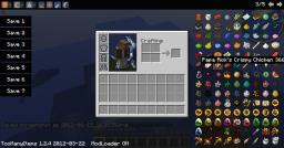 youtuber sayings mod items only mobs do not work