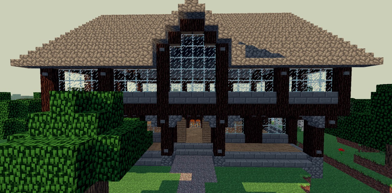 Medieval housemittelalter haus minecraft project