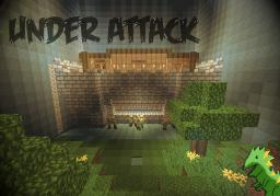 Under Attack [Redstoners Guild] Minecraft Map & Project