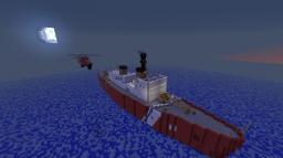 Polar Sea -IceBreaker- Minecraft Map & Project