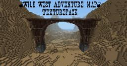 Wild West Adventure map Texture Pack (outdated) Minecraft Texture Pack