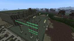 Fallout 3 Super-Duper Mart Minecraft Map & Project