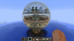 Sphere City!!! Minecraft