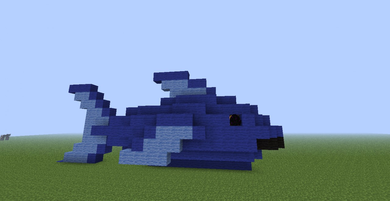 Fish minecraft project for Minecraft fish skin