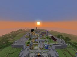 The great city of Deran v.1 Minecraft Map & Project