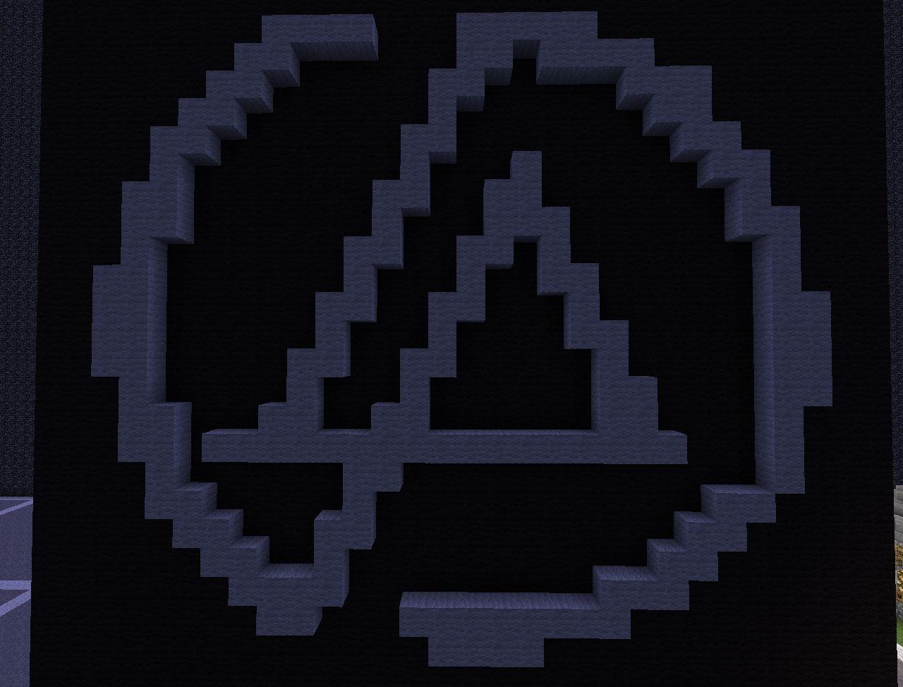Linkin Park Logo Minecraft Project