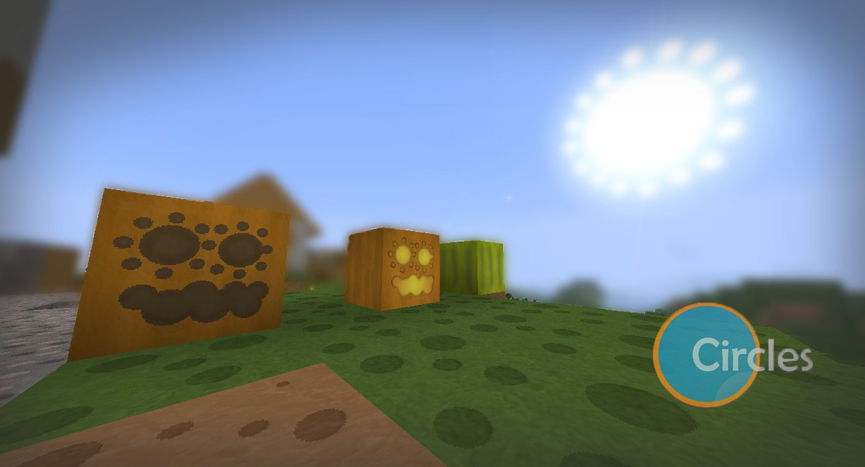 New in 0.1.1 - Pumpkins and Melons!