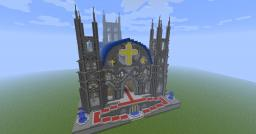 Ender Dragon Egg Cathedral Minecraft Map & Project