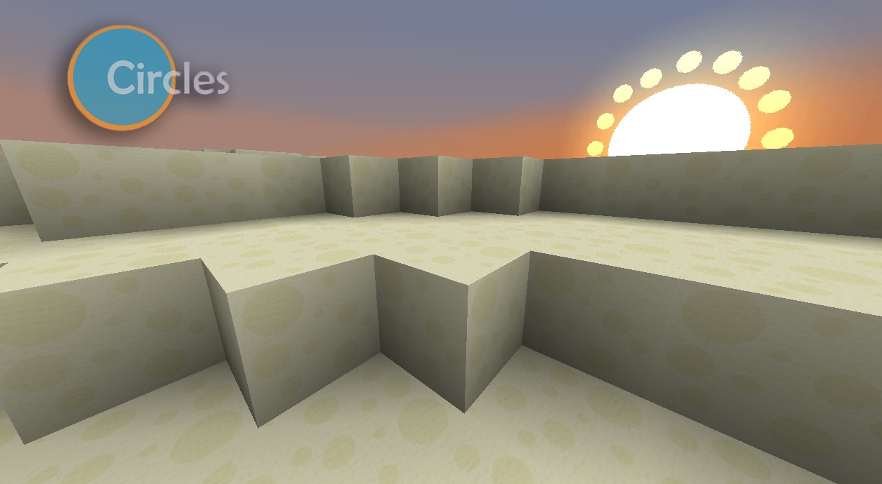Sand - Cacti coming soon! :)