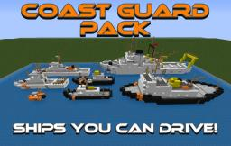 Coast Guard Pack [Zeppelin mod supported] Minecraft Project