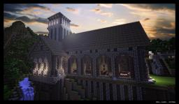 Small Medieval Church Minecraft Map & Project