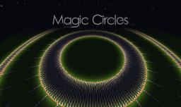 Magic Circles - 3D Revolve [Worldedit Script] Minecraft Mod