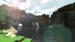 Kralendijk Island - Custom Terrain Minecraft Map & Project