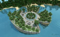 Lilipad 2012 [World Download] [Chunky Render] Minecraft Map & Project