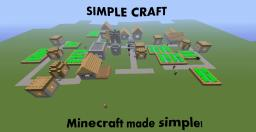 Simply Craft [WIP] Minecraft Texture Pack