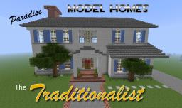 Paradise Model Homes: The Traditionalist Minecraft
