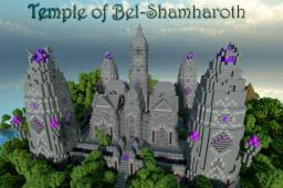 Temple of Bel-Shamharoth Minecraft Project