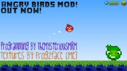 Angry Birds Mod! (Now 1.5.2!) By TheMysteriousMRM and Frog2face! Minecraft Blog Post