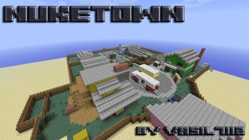 Nuketown Minecraft