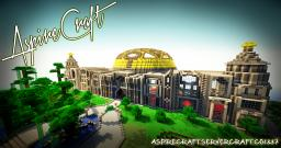 AspireCraft - 24/7 Survival - Towny - Mob Arena Minecraft Server
